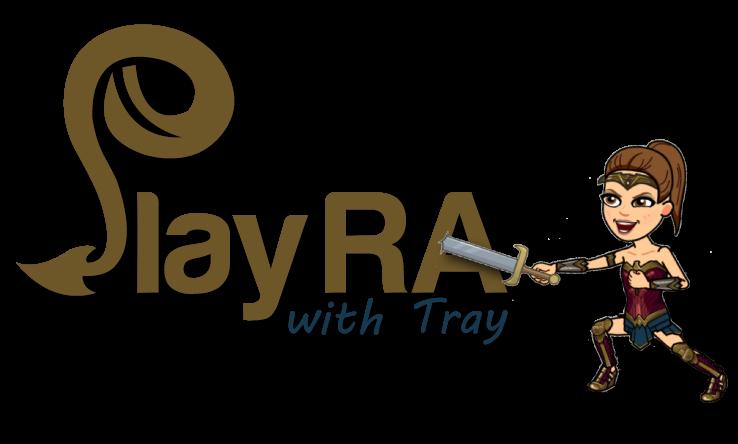 Slay RA with Tray
