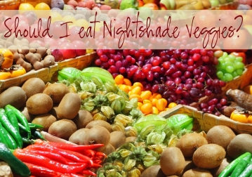 Lupus Should I Eat Nightshade Vegetables
