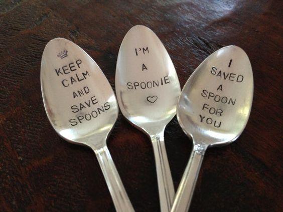 I Am a Spoonie